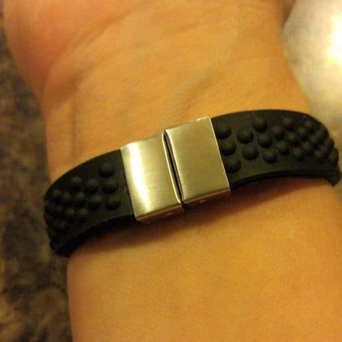 negative ion bracelet review