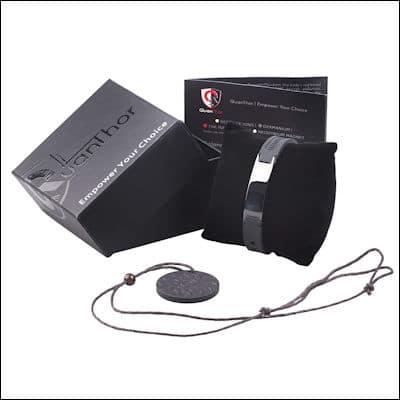 Quanthor EMF protection bracelet review