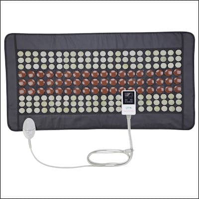 UTK Far Infrared Heating Pad review