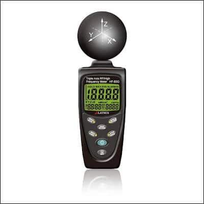 HF-B3G EMF Meter review