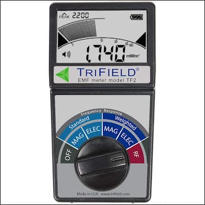 TriField EMF Meter TF2 review