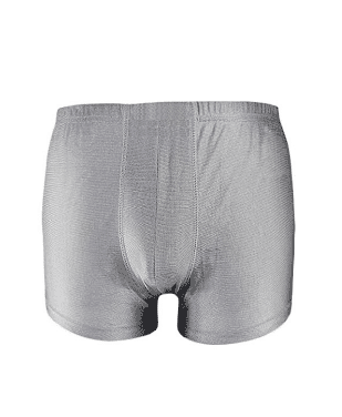 Men Underwear Boxer Briefs Anti-Radiation Protection Shield Short Review