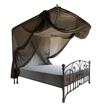Lvfeier High Radiation Shield Bed Canopy Review