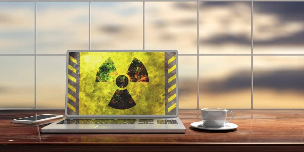Do computers emit radiation?