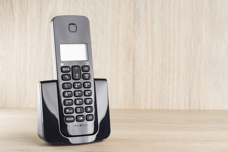 Cordless phones and radiation