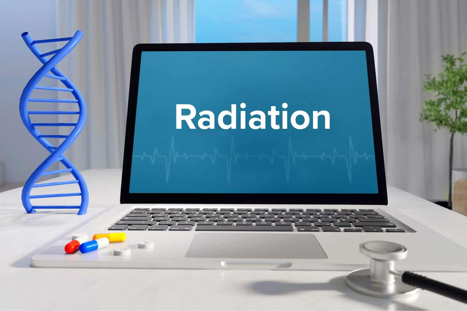 Do computers emit radiation?