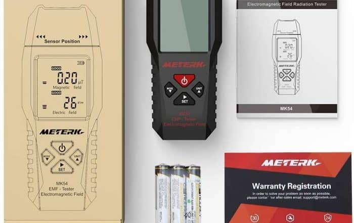 Meterk EMF Meter Review