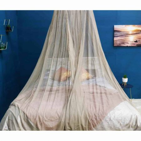 U-Silver Dome Shaped EMF Bed Canopy